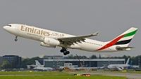 Airbus A330-243 - A6-EAQ -