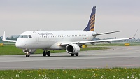 Embraer ERJ-190-200LR 195LR - D-AEMB -