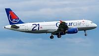 Airbus A320-233 - TC-OBG -