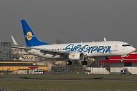 Boeing 737-8Q8 - 5B-DBU -
