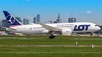 Boeing 787-85D - SP-LRB -
