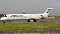 McDonnell Douglas MD-82 (DC-9-82) - LZ-LDW -