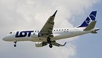 Embraer ERJ-170-100LR 170LR - SP-LDG -