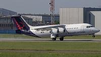 BAE Systems Avro 146-RJ100 - OO-DWL -