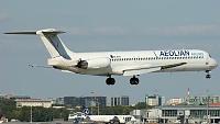 McDonnell Douglas MD-83 (DC-9-83) - SX-BTM -
