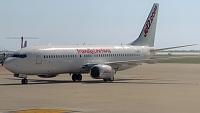 Boeing 737-85F - G-GDFV -