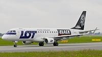 Embraer ERJ-170-200LR 175LR - SP-LIN -