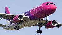 Airbus A320-232 - HA-LWA -