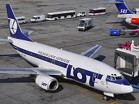 Boeing 737-55D - SP-LKB -