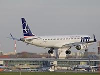Embraer ERJ-190-200LR - SP-LNF -