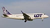 Embraer ERJ-170-100LR 170LR - SP-LDE -