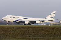 Boeing 747-458 - 4X-ELD -