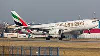 Airbus A330-243 - A6-EAH -