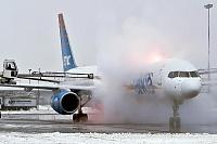 Boeing 757-3E7 - 4X-BAU -