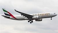 Airbus A330-243 - A6-EAE -