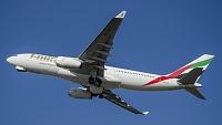 Airbus A330-243 - A6-EAO -