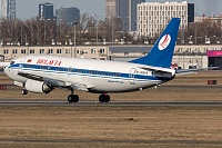 Boeing 737-31S - EW-366PA -