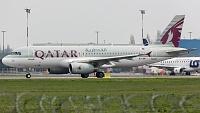 Airbus A320-232 - A7-AHI -