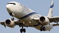 Boeing 737-858 - 4X-EKA -