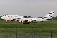 Boeing 747-458 - 4X-ELC -