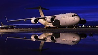Boeing C17A Globemaster III - A7-MAC -
