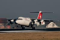 BAE Systems Avro 146-RJ100 - HB-IXN -