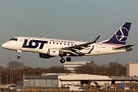 Embraer ERJ-170-100LR 170LR - SP-LDF -