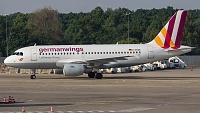 Airbus A319-112 - D-AKNR -
