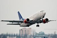 Boeing 737-505 - LN-BRM -