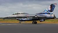 Lockheed Martin F-16DJ Fighting Falcon - 93-0696 -