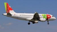 Airbus A319-111 - CS-TTP -