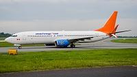 Boeing 737-8BK - C-FYLC -