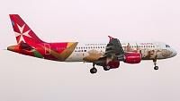 Airbus A320-214 - 9H-AEO -