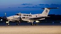 Beech B200 Super King Air - HB-GLA -