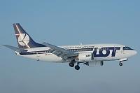Boeing 737-55D - SP-LKA -