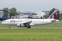 Airbus A320-232 - A7-AHO -