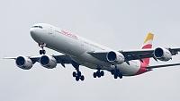 Airbus A340-642X - EC-LEU -