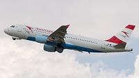 Airbus A320-214 - OE-LBM -