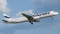 Airbus A321-211 - OH-LZC -