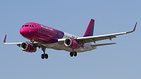 Airbus A320-232 - HA-LYD -