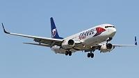 Boeing 737-8BK - OK-TVN -