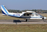 Partenavia P.68 Observer 2 - SP-FPM -