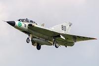 Saab Sk35C Draken - SE-DXP -
