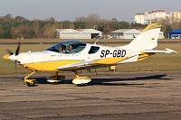 Czech Sport Aircraft PS-28 Cruiser - SP-GBD -