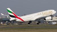 Airbus A330-243 - A6-EAG -