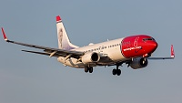 Boeing 737-8JP - LN-NGM -