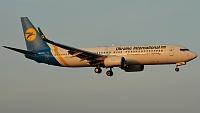 Boeing 737-85R - UR-PSH -