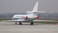 Dassault Falcon 50 - N850EP -