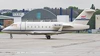 Canadair CL-600-2B16 Challenger 604 - 9A-CRO -