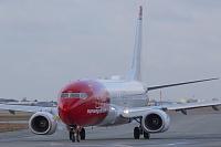 Boeing 737-8JP - LN-NGV -